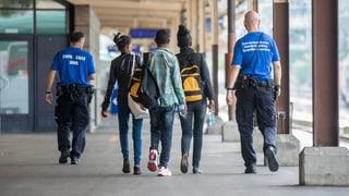 Grenzwachtkorps rüstet sich für Flüchtlingsansturm