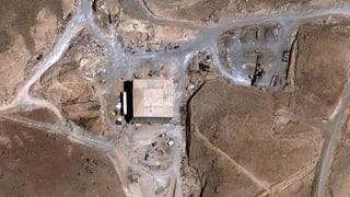 Trotz Absage von Albanien: Syriens Chemiewaffen müssen weg