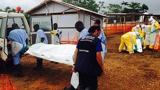 Bereits über 1200 Ebola-Tote