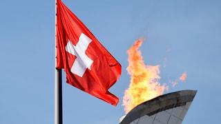Kein olympisches Feuer im Kanton Wallis