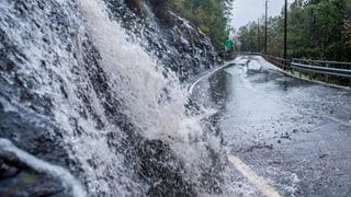 Ende in Sicht: Tessiner Sintflutregen lässt nach