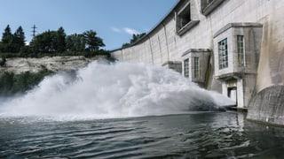 Fünf Kraftwerkbesitzer wollen in Wasserkraft investieren