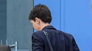 Frauke Petry verlässt die AfD