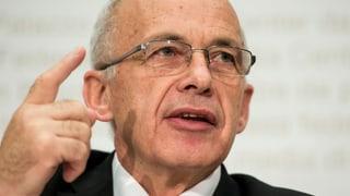 Maurer will IS-Verbot beantragen