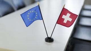 Rahmenabkommen – ändern, ergänzen oder ablehnen?