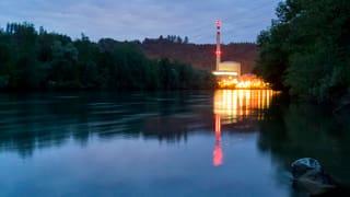 BKW rüstet Mühleberg nach – zu wenig monieren Kritiker