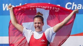 Gmelin gewinnt historische WM-Goldmedaille