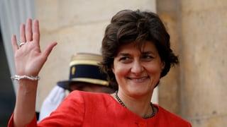 Macrons Regierung ist auf wackligen Füssen: Erst gestern trat Verteidigungsministerin Sylvie Goulard zurück.