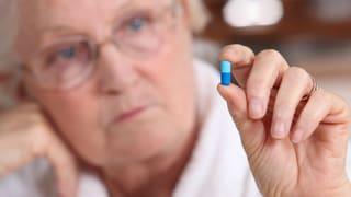 Mit Pillen wieder «runterkommen»