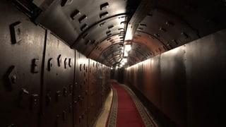 En il bunker da Stalin (Artitgel cuntegn galaria da maletgs)