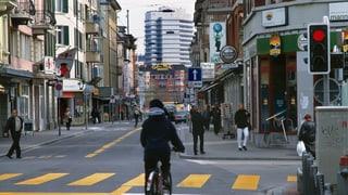 Zürich plant autofreie Langstrasse