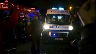 Mehrere Tote nach Anschlag auf Militärfahrzeug in Tunis