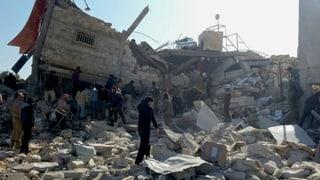 50 Tote bei Angriffen auf syrische Spitäler