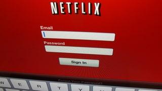 Netflix kommt ohne Schweizer Inhalte, kostet 12 Franken im Monat