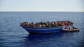 Schlepper machen mit Flüchtlingen Milliardengewinne