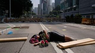 Normalität in Hongkong – Polit-Krise ist aber noch nicht gelöst