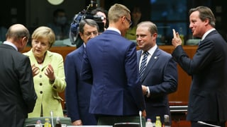 EU-Gipfel scheitert bei Spitzenjobs