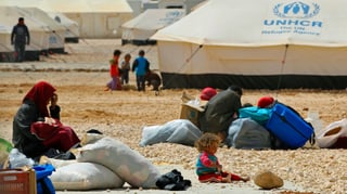 UNHCR: Europa soll 100'000 Syrien-Flüchtlinge aufnehmen