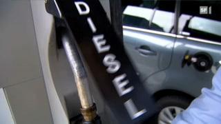 Tankstellen: Verunreinigter Diesel an Zapfsäulen