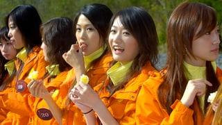 Schweiz vor allem für Chinesinnen attraktiv
