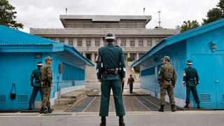 US-Verhandlungsteam sondiert an Nordkoreas Grenze