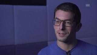 Ein Schweizer baut für Google die VR-Landschaft um