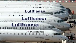 Streik hält Lufthansa am Boden – Normalbetrieb ab Dienstag