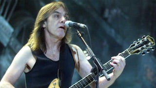 Malcolm Young ist tot (Artikel enthält Video)