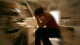 Jede(r) siebte Arbeitstätige schon einmal an Depression erkrankt