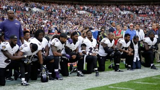 US-Sport: Protestwelle gegen Trump