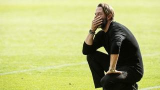 Tramezzani nicht mehr Sion-Trainer