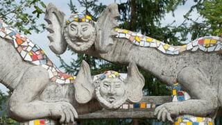 Bruno Weber Park: Besucherrekord zum Schluss