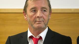 Geständnis: «AC/DC»-Schlagzeuger Phil Rudd gibt Morddrohung zu
