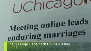 Online-Dating ist besser als sein Ruf