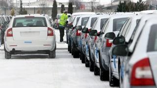 Autos werden zu Ladenhütern