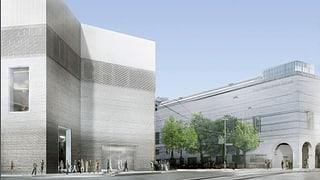 Kunstmuseum kann mit Erweiterungsbau beginnen