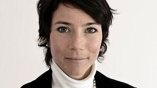 Porträt von Romana Feldmann.