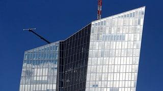 Gebanntes Warten auf den EZB-Entscheid