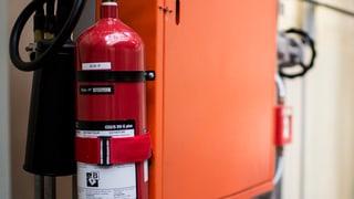 KKW Leibstadt: Untersuchung wegen Bohrlöchern ist eingestellt
