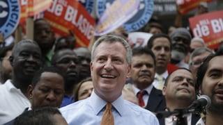 Schrecken der Wall Street wird Bürgermeister
