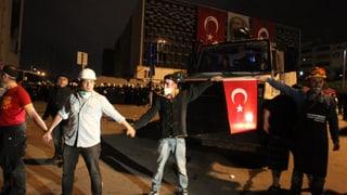 Türkei: Demonstranten reagieren verhalten auf Referendum