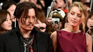 Johnny Depp und Amber Heard: Ehe-Aus nach einem Jahr