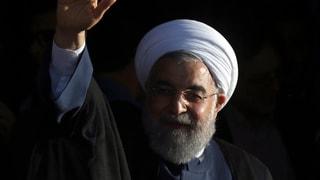 Hassan Rohani – der Hoffnungsträger der Moderaten