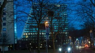 Die Stadt Zug will künftig noch höher hinaus