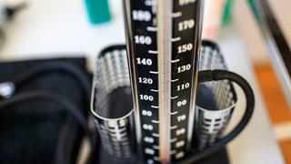 Niedriger Blutdruck – Die Schattenseite der Wärme