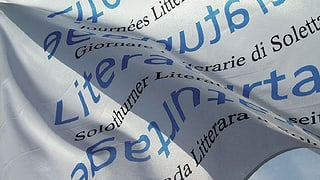 Alles neu - bei den Solothurner Literaturtagen geht was