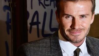 Schluss, aus, fertig: David Beckham gibt Karriere-Ende bekannt