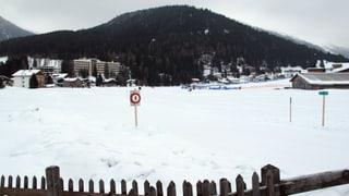Davoser Olympiadorf im Dorf geplant