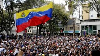 EU-Staaten setzen Maduro acht Tage Frist für Wahlen