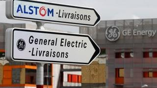 Korruptionsvorwürfe überschatten Alstom-Deal